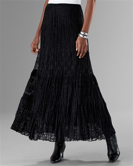 Night Lace Jayla Skirt