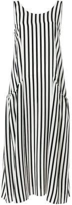Parker Chinti & flared striped sundress