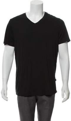 Onia Knit V-Neck T-Shirt