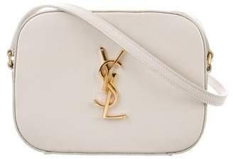 Saint Laurent Small Monogram Bo Crossbody Bag
