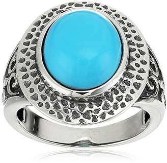 Sonora SS Turquoise Ring