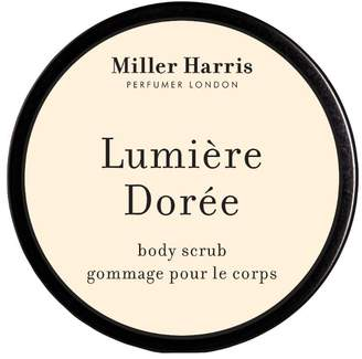 Miller Harris 175ml Lumiere Doree Body Scrub