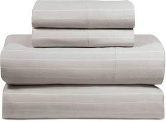 DKNY Pure Comfy Cotton 200-Thread Count 3-Pc. Twin Sheet Set Bedding
