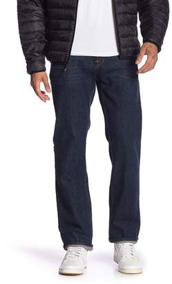 7 For All Mankind Standrard Mid Rise Jeans