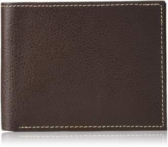 Perry Ellis Men's Park Avenue Trifold Wallet