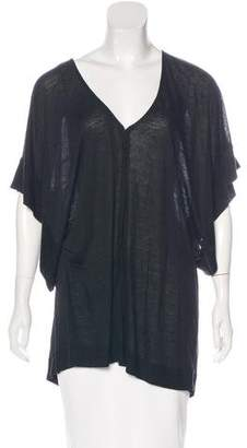 A.L.C. Devoré Knit Tunic