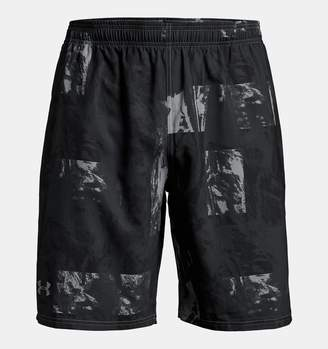Under Armour Men's UA Launch SW Printed 9'' Shorts