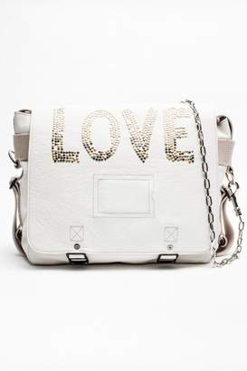 Zadig & Voltaire Ready-Made Clous Bag