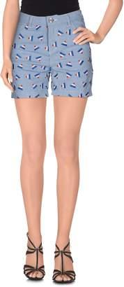 Le Mont St Michel Denim shorts