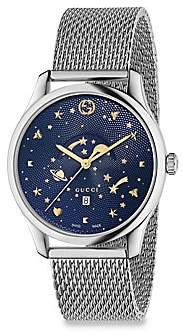 Gucci Men's G-Timeless Stainless Steel Watch