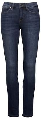 Banana Republic Slim-Straight Dark Wash Jean