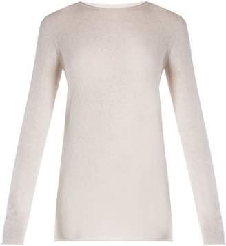 The Row Nolita round-neck sweater