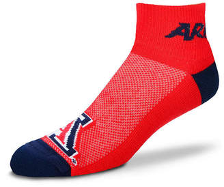 For Bare Feet Arizona Wildcats The Cuff Ankle Socks