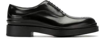 Prada classic lace-up shoes