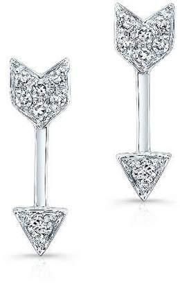 Anne Sisteron Arrow Diamond Earring
