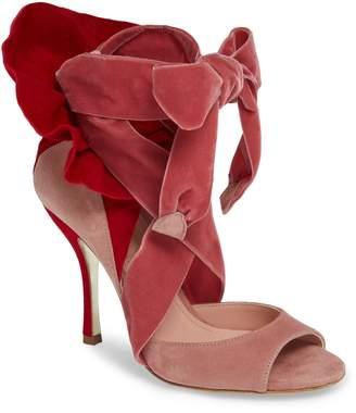 Dahlia SELVA Frills For All Sandal