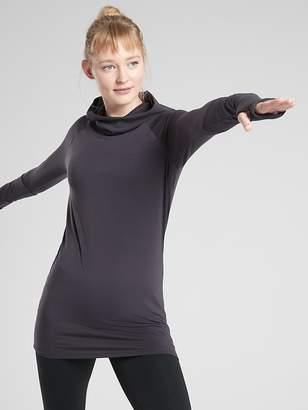Athleta Essence Hooded Tunic