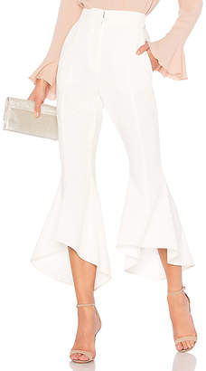 Rebecca Vallance St Barts Cropped Flare Pant