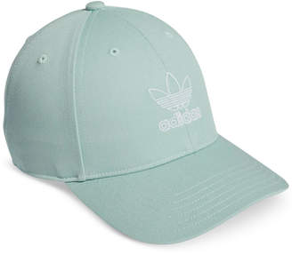 adidas Cotton Relaxed Outline-Logo Cap