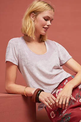 Pure + Good Weekend Velvet Tee