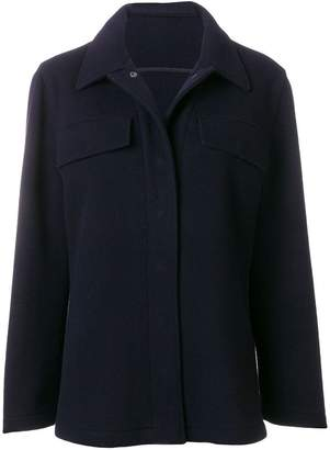 Holland & Holland classic peacoat