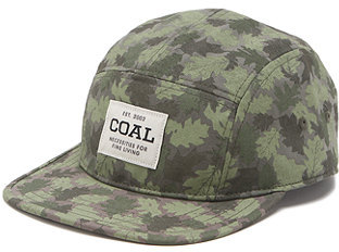 Coal The Richmond Camper 5 Panel Hat