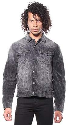 True Religion Men's Jimmy Slim Western Heritage Corduroy Jacket