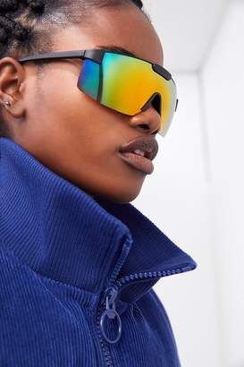 Urban Outfitters Vintage Maxi Sport Shield Sunglasses