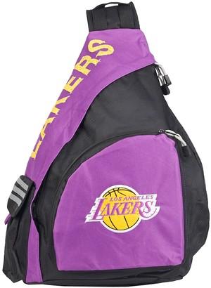 Northwest Los Angeles Lakers Lead Off Sling Backpack