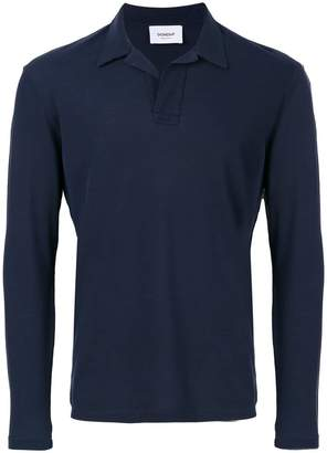 Dondup longsleeved polo shirt