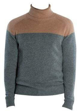 Eleventy Cashmere Turtleneck Sweater