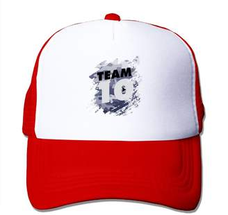 AngelTradin DIY Your Style Mesh Hat Jake Paul Team 10 Unisex Adult Baseball Mesh Cap Valentine's Day Gift That Can Be Designed