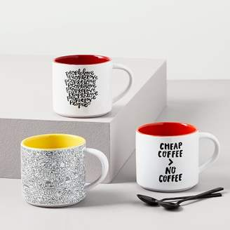 west elm Timothy Goodman Mugs