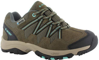 HI-TEC SPORTS USA Hi-Tec Womens Hiking Boots Waterproof Flat Heel Lace-up