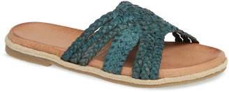 Very Volatile Macey Braided Slide Sandal