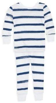 Aden Anais aden + anais Baby's& Toddler's Stripe Two-Piece Pajama Set