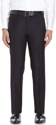 Theory Black Slim Fit Wool Suit Pants