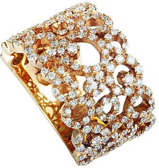 Roberto Coin 18K Rose Gold 1.25 Ct. Tw. Diamond Ring