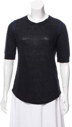 Marc by Marc Jacobs Knit Long Sleeve T-Shirt