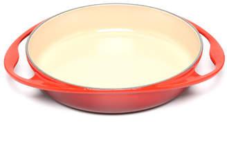 Le Creuset Enameled Cast Iron Heritage Tart Tartin Dish