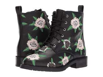 Rebecca Minkoff Gerry Embroidery Women's Lace-up Boots