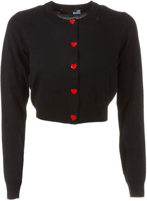 Love Moschino Cropped Top