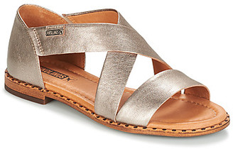 PIKOLINOS ALGAR W0X women's Sandals in Silver