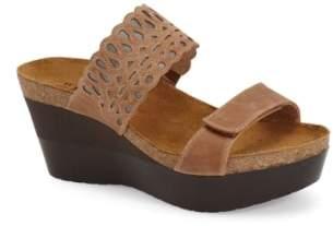 Naot Footwear 'Rise' Platform Wedge Sandal