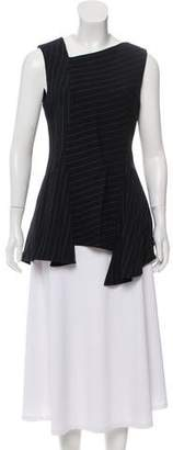 Jason Wu Asymmetrical Sleeveless Top