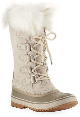 Sorel Joan of ArcticTM Faux-Fur-Trim Boot