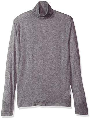 French Connection Men's Wool Jersey T Neck