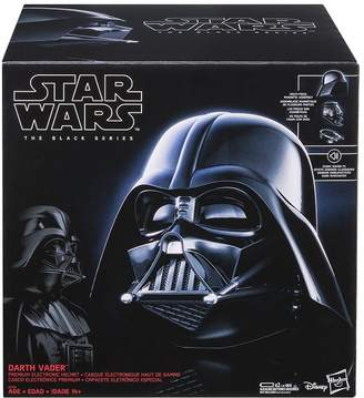 Star Wars Hasbro The Black Series Darth Vader Premium Electronic Helmet