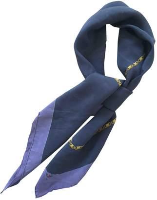 Cartier Vintage Other Silk Silk handkerchief