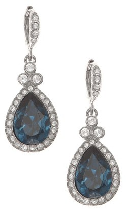Women's Givenchy Pave Drop Earrings $45 thestylecure.com